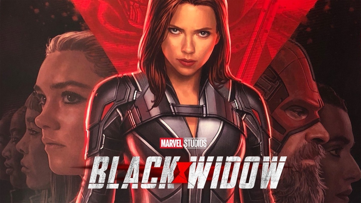 Film 2021 de Scarlett Johansson, Black Widow