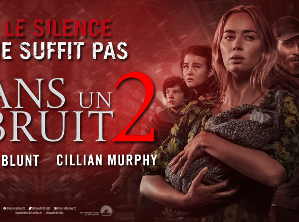 Film 2021: Sans un bruit 2, streaming gratuitement